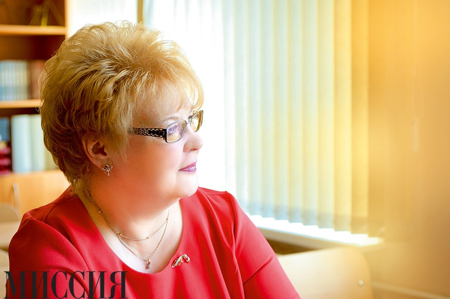 Дневник директора школы: Аурика Филитова, лицей №35
