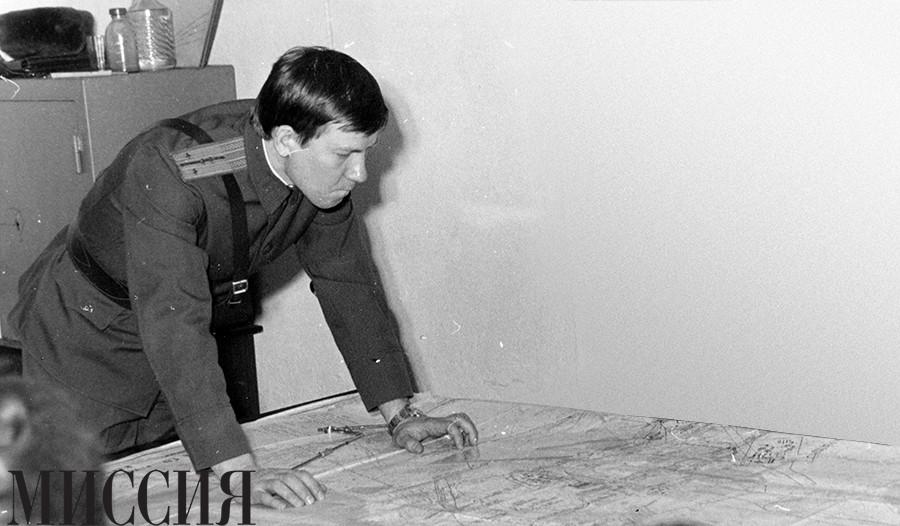 Третье пришествие генерала Климова