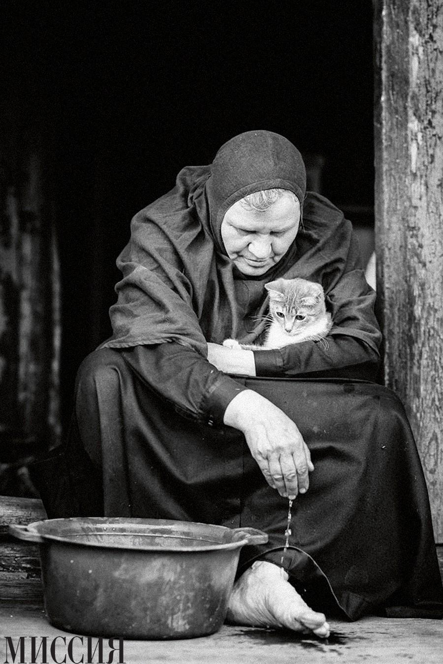 Там, где сердце: Село Булзи и его обитательницы