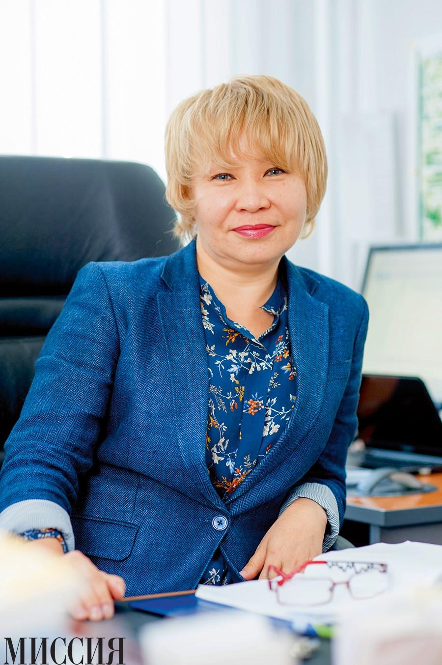 Светлана Фаттахова: «Фирменный стиль оттачивался в «Тополиной аллее»
