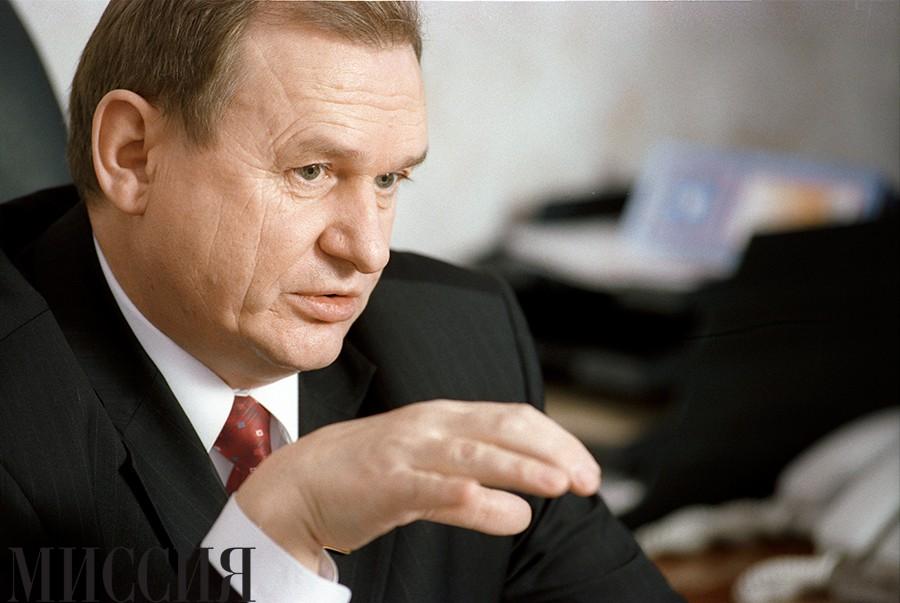 Евгений Елисеев: «Управление — мой единственный фетиш»