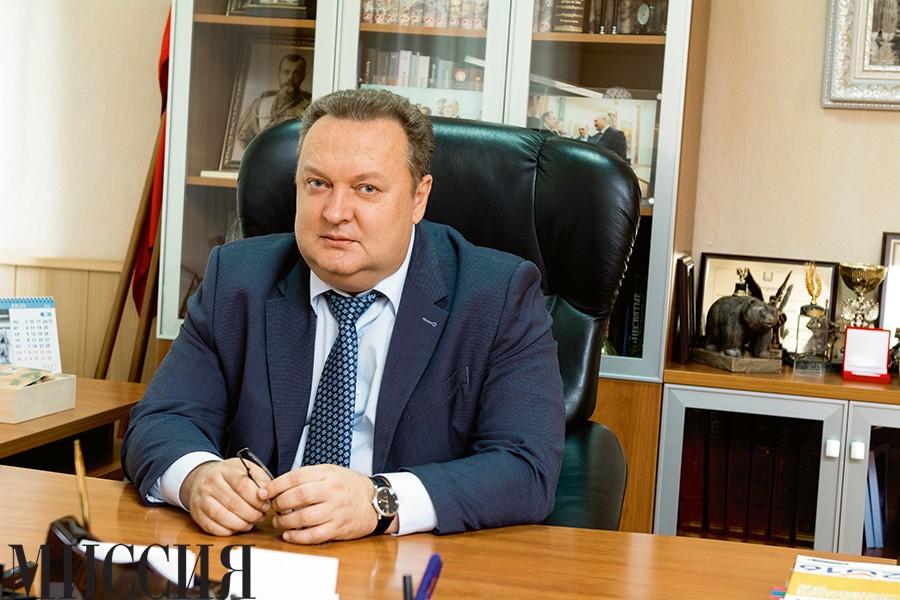 Сергей Сушков: «Мы прокормим и себя, и соседей»