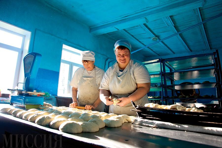 Самая старая пекарня