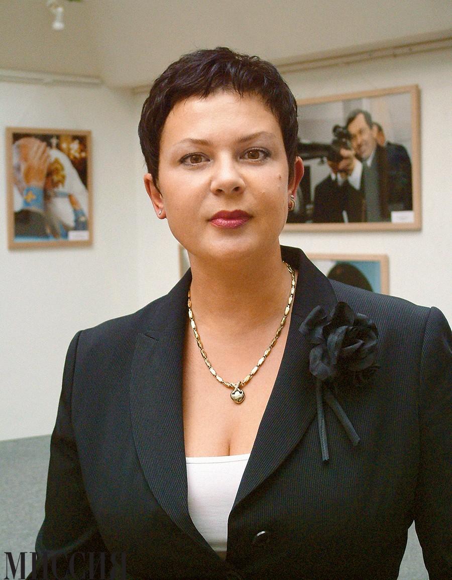 Персональный вопрос: Светлана Караманова