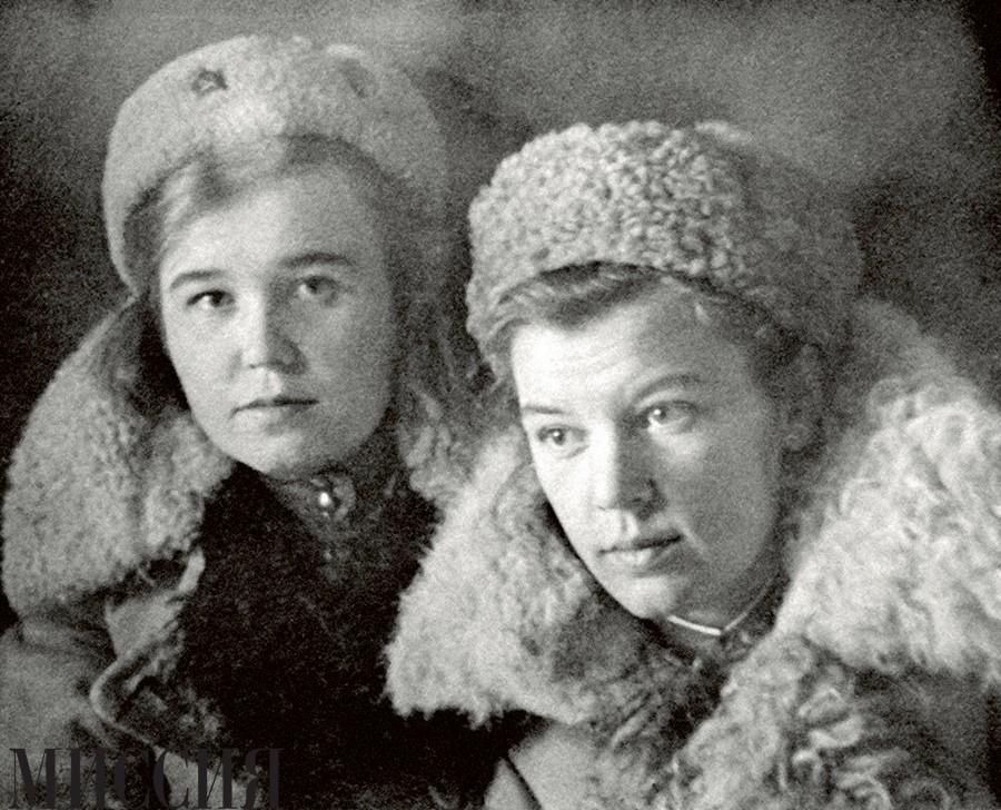 Таисия Федоровна Тихоплав: Смогу ли я…