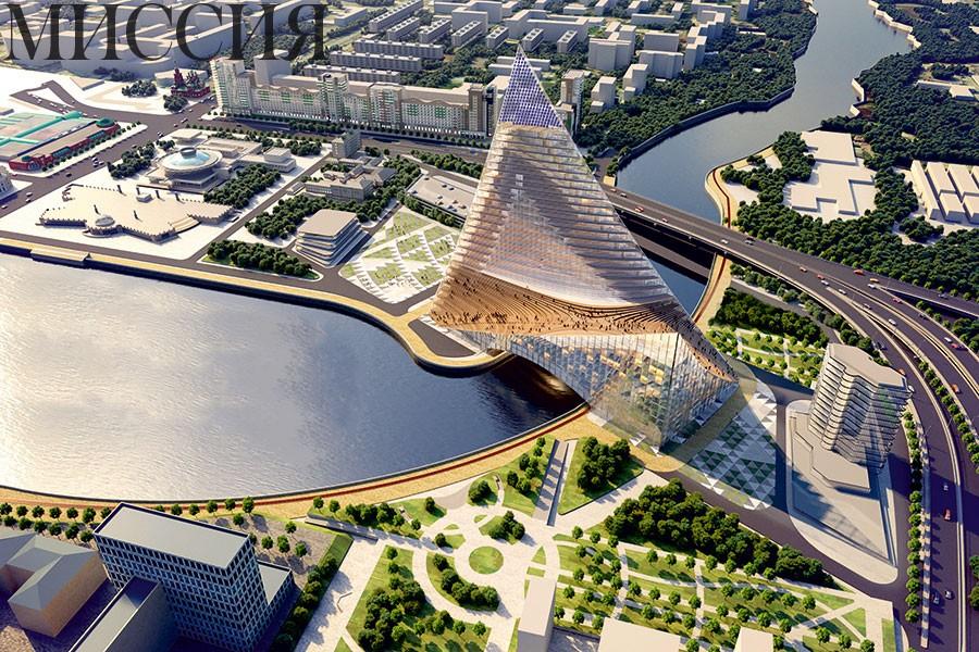Виталий Передерий: «Новый конгресс-холл «Крылья» будет архитектурной доминантой Челябинска»