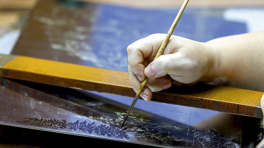 Златоустовская гравюра на стали — бренд Челябинской области