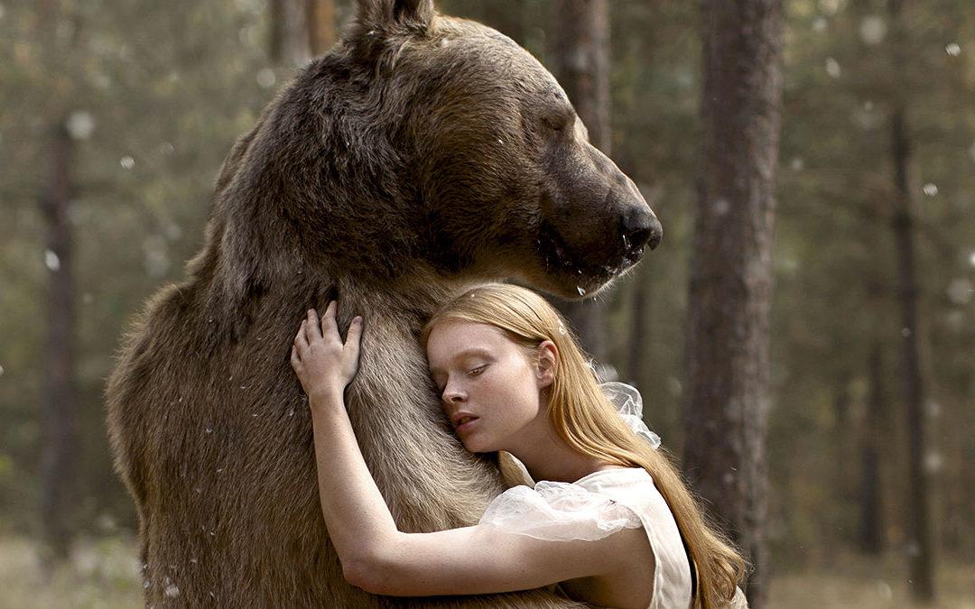 Женщина в природе, природа в женщине