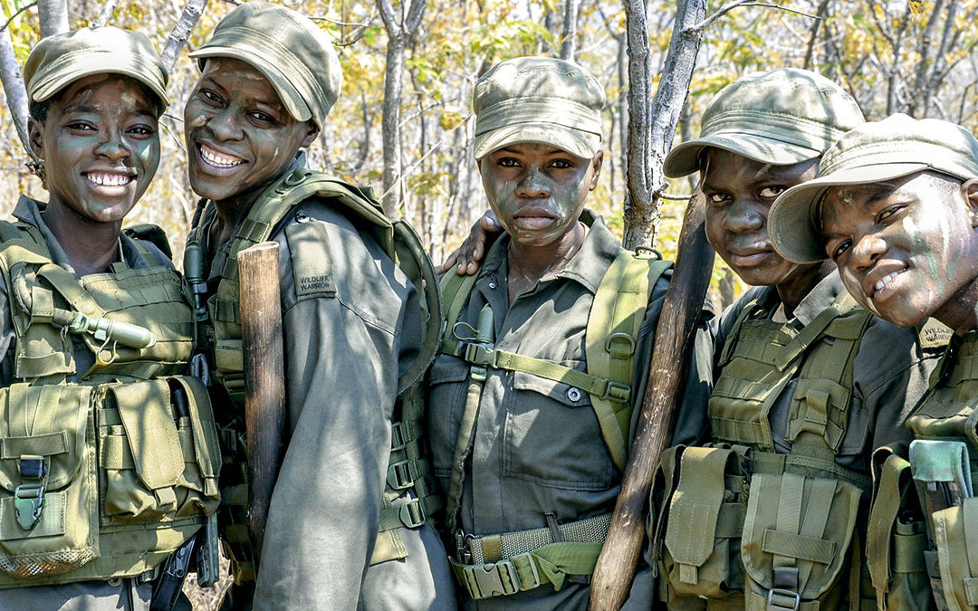 Зимбабве. Страна смеющихся рейнджеров