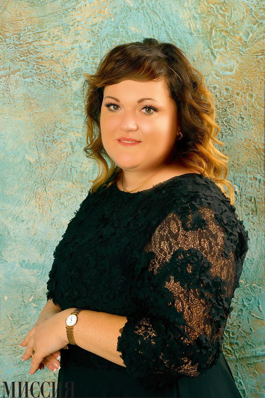 Анна Никоненко, директор кондитерской фабрики «Колос»