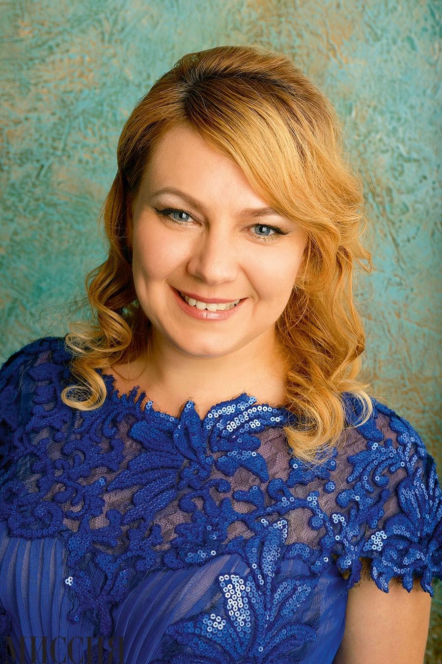 Ольга Сергина, директор по рекламе и маркетингу