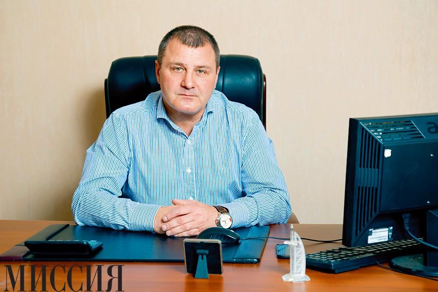 Игорь Чертов: капитан команды ЦСК