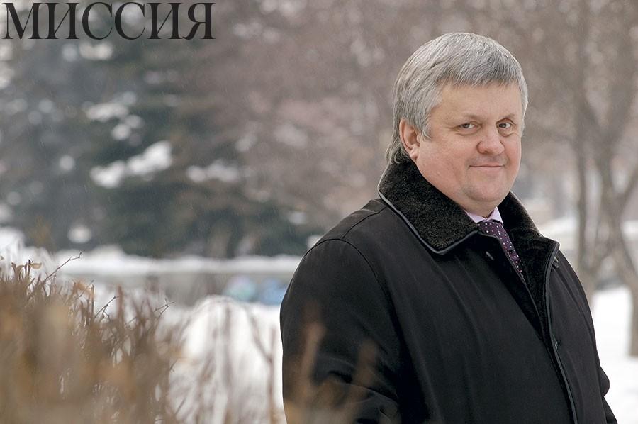 Немодный человек Андрей Косилов, или когда закончатся холода