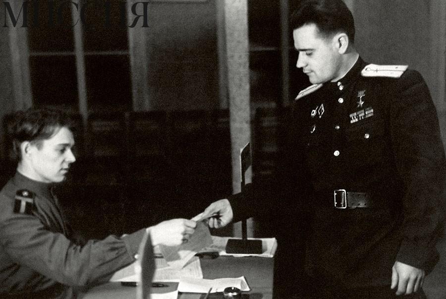 Герой Советского Союза, или Горячий снег сержанта Медякова