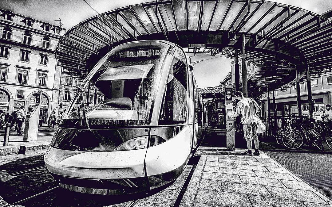 Трамвай – самый органичный транспорт умного города