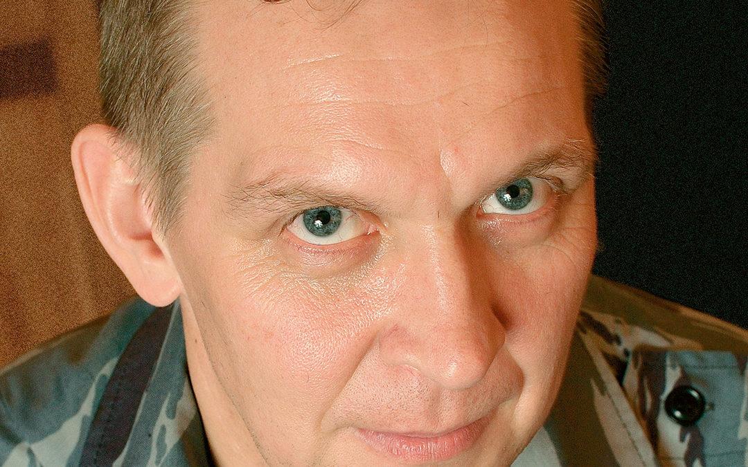 Офицеры: подполковник милиции Виктор Соловьёв
