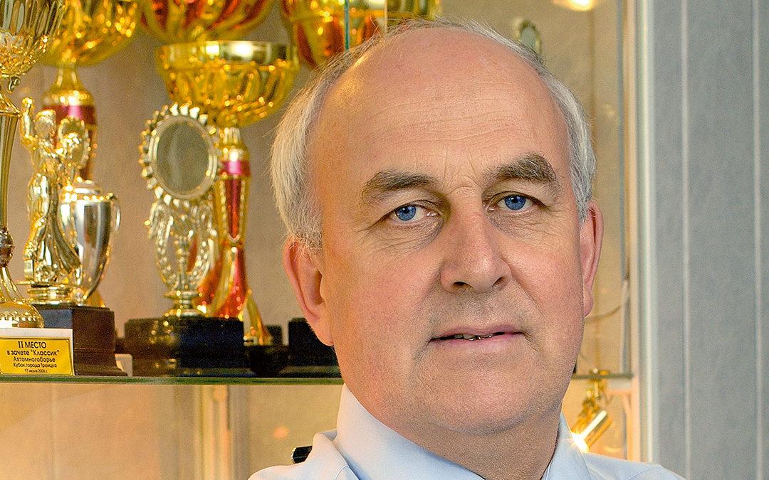 Разные люди: Владимир Редреев